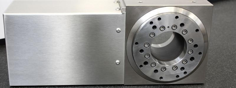 Howimat gear-type units - Howimat gear-type units for rotary axes