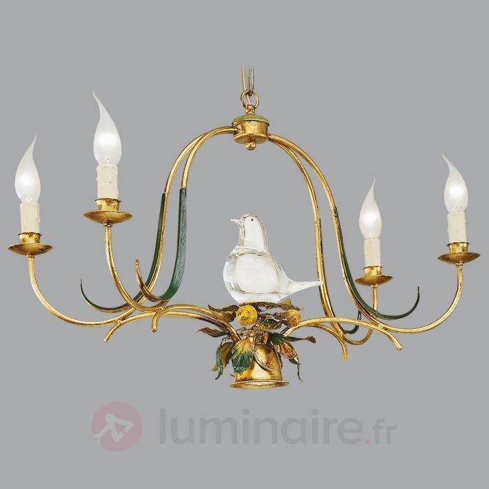 Lustre Nesta - Lustres style florentin