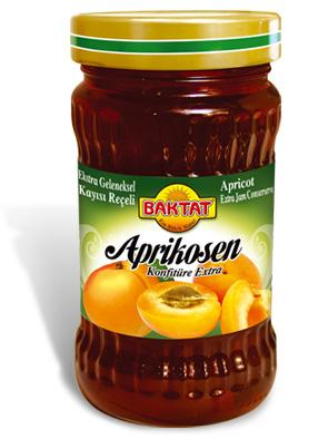 Apricot jam extra - null