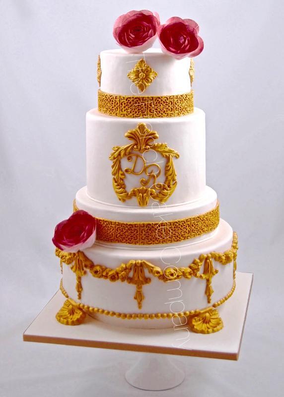 Gâteaux et Pièces Montées sur-mesure - Pièce Montée Marie-Antoinette