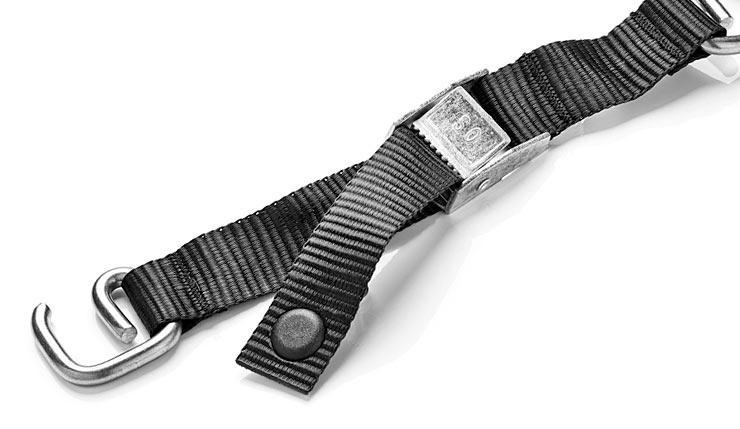 Lashing strap for TireFit compressor - Item No.: 985602