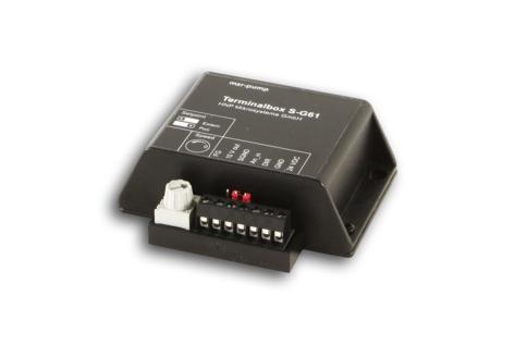 Controller Terminal box S-G61 - null