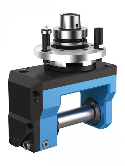 Moulder head MOULDER C - CNC unit for machining of wood, composites and aluminium