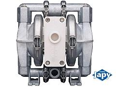 Pompes pneumatiques à membranes  - AL1/2PTFE et AL1PTFE