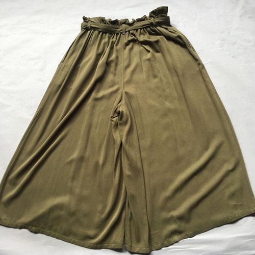 Falda de pantalón - Pantalones cortos ocasionales