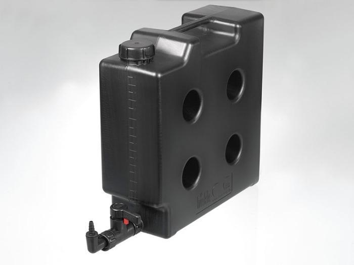 StopCock de PA, eléctricamente conductivo - Grifo de vaciado, para disolventes