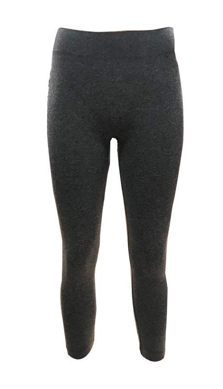 Leggings gris chiné - COLLANTS BAS LEGGINGS
