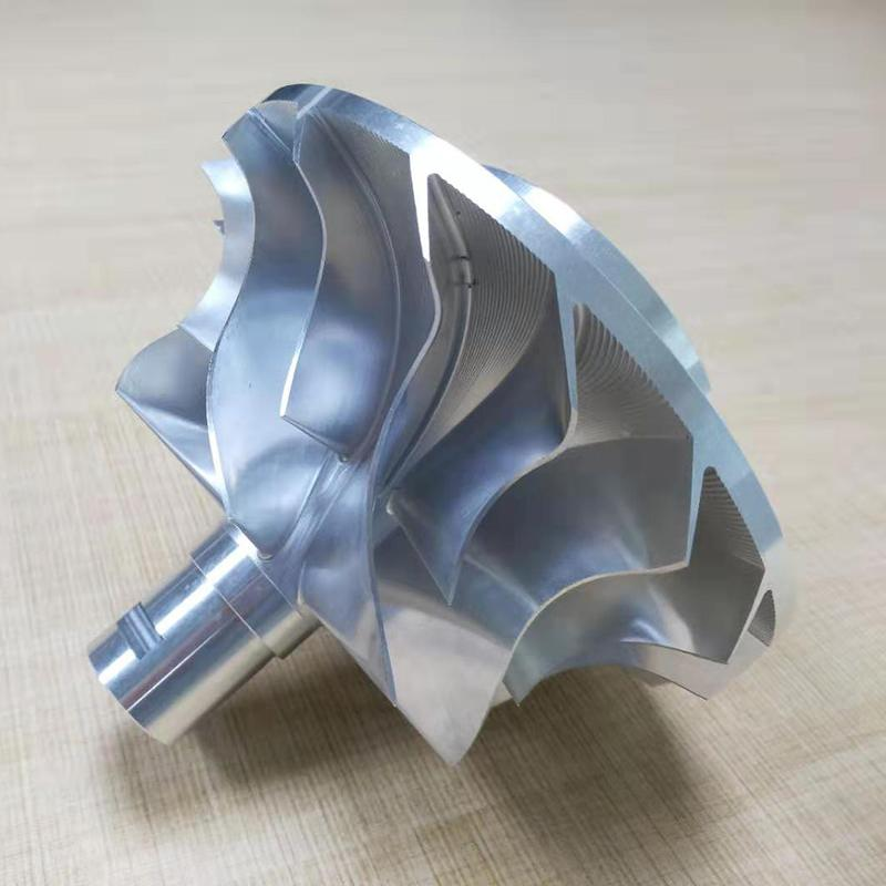 5 Axis machining -