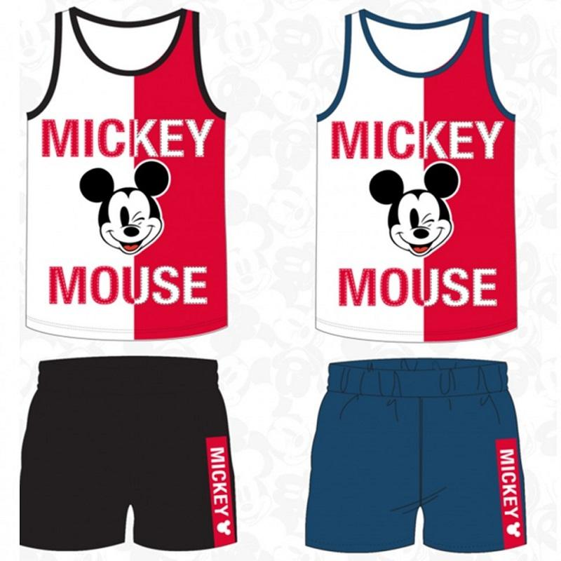 Manufacturer kids clothing licenced Mickey Mouse - Summer Set