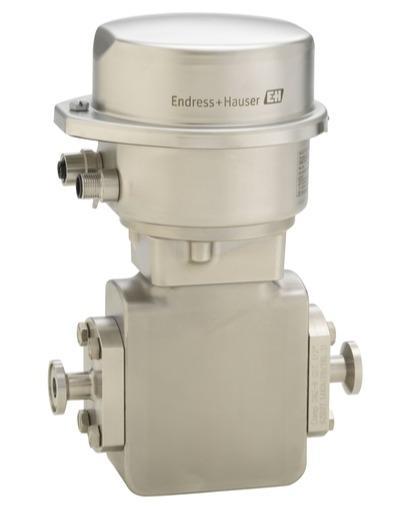 debit mesure produits - debitmetre eleectromagnetique promag H 100