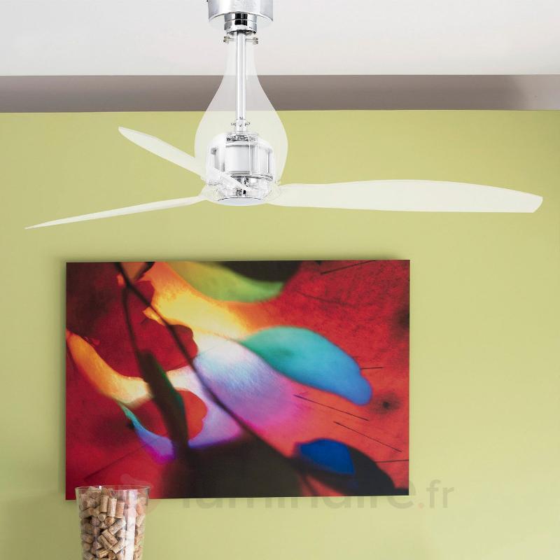 VP mini-e Terfan transparent - Ventilateurs de plafond modernes