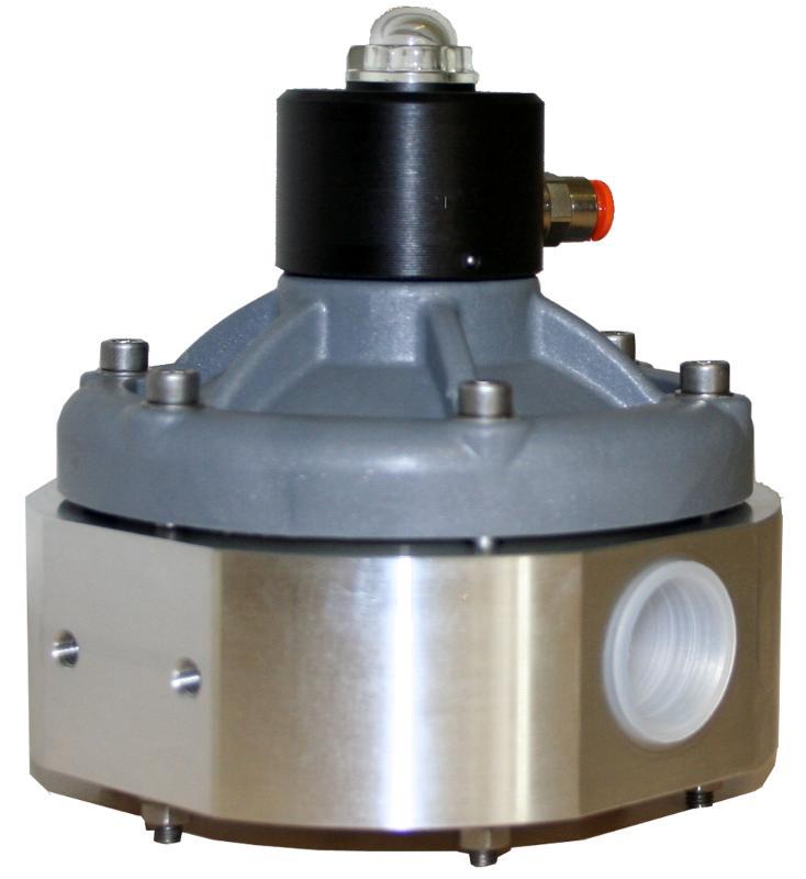 Hydrospeicher ViscoTreat-P / Puffertank  - Nahtlose Produktion ohne Unterbrechung durch Gebindewechsel