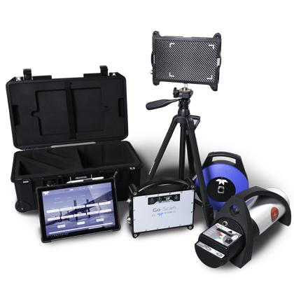 Portable X-Ray Detectors - Go-Scan 15 10 XR
