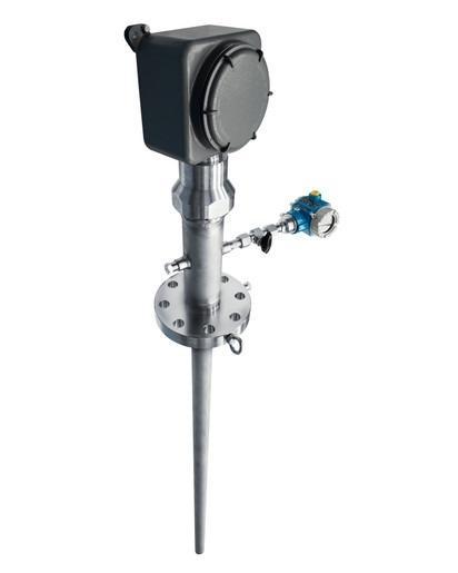 iTHERM TMS12 MultiSens Multipunto Lineal - Sonda de temperatura multipunto con TC y RTD recto modular y termopozo primario