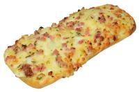 Ciabatta with ham & sour cream - Snackeria