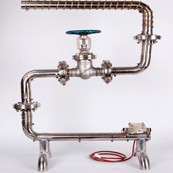 Serie de cables de calefacción con aislamiento mineral de -