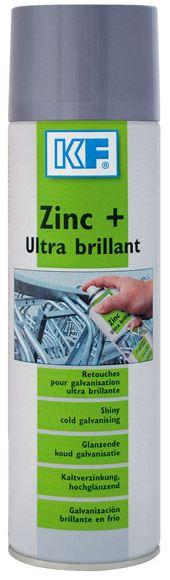 Produits anti-corrosion - ZINC + ULTRA BRILLANT