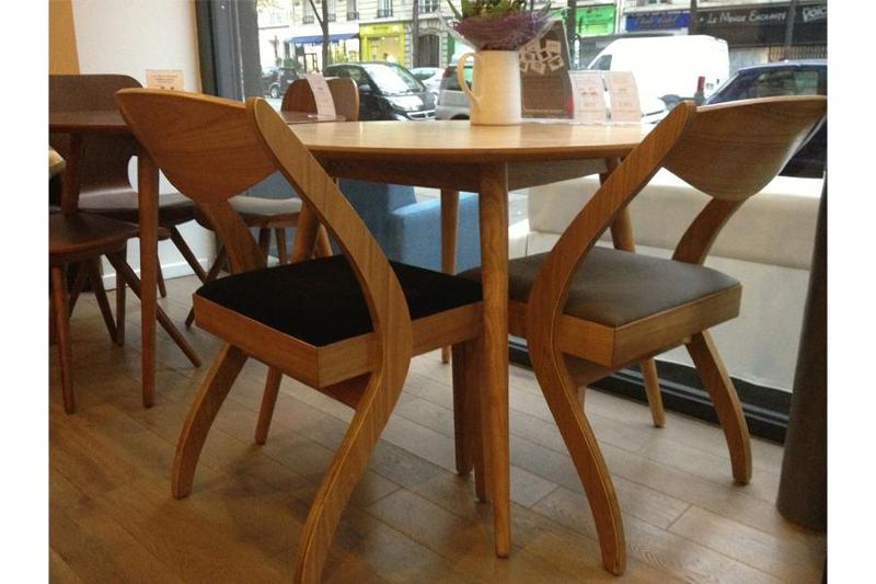 Chaise en bois 169 €  - ALASKA