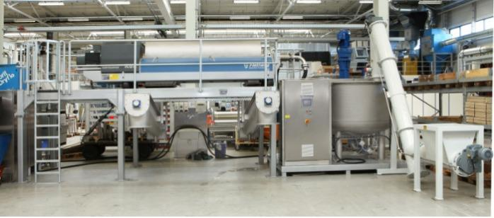 Flottweg Sorticanter® - Sorticanter®: la centrífuga recicladora de Flottweg