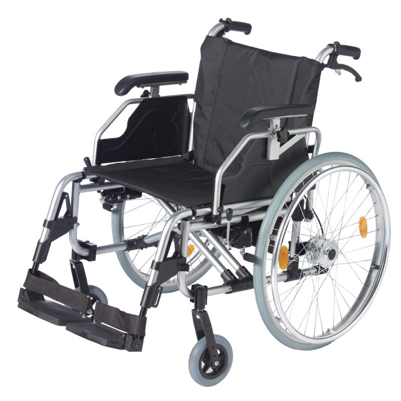 MAIKA Standard Rollstuhl ohne Trommelbremse - Standard Rollstuhl