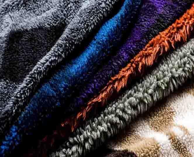 Plush Fabric - Faux Fur, Fake Fur, Imitation Fur, Mouflon, Long pile fabrics
