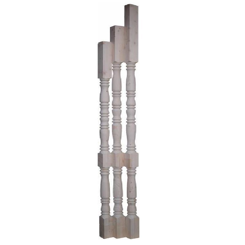 Колонны - Колонны из сосны, сорт А (Экстра) и АВ