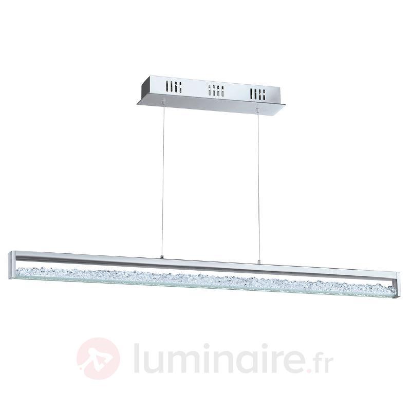 Fonction tactile - la suspension LED Cardito 1 - Suspensions LED