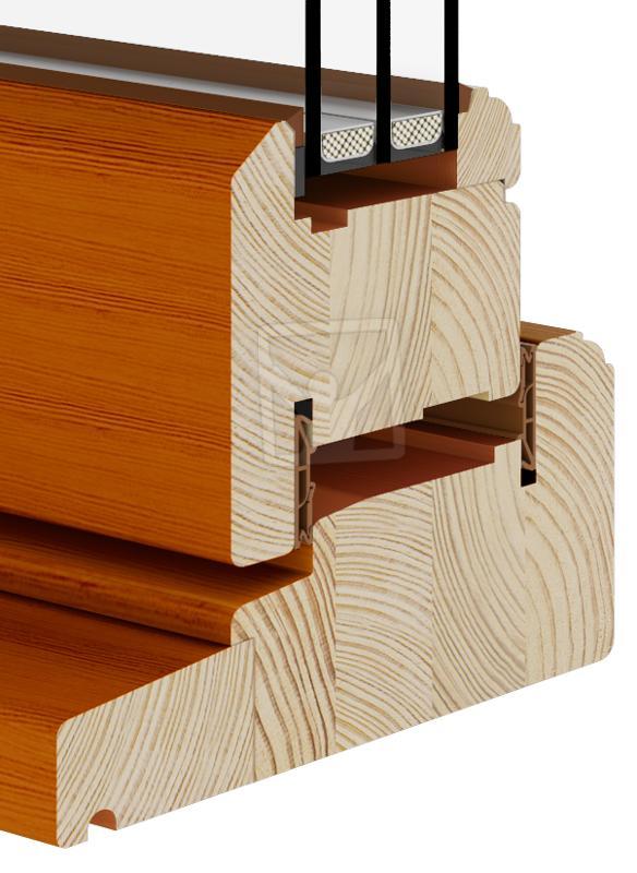 Flush Casement (Wooden Windows 56|68) - Flush Casement Wooden Windows