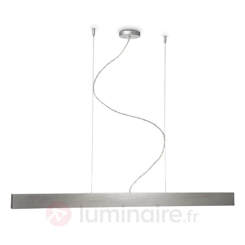Longue suspension DARIA, aluminium - Cuisine et salle à manger
