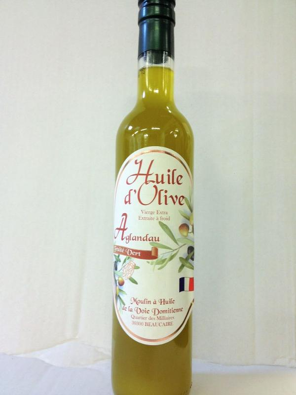 Agalndau prestige Sud de France - Produits oléicoles