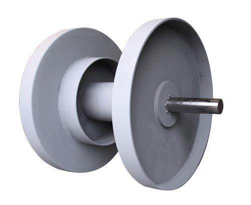 Ablenkscheibentrommel - Unser Stahl- & Edelstahlverarbeitungsprogramm