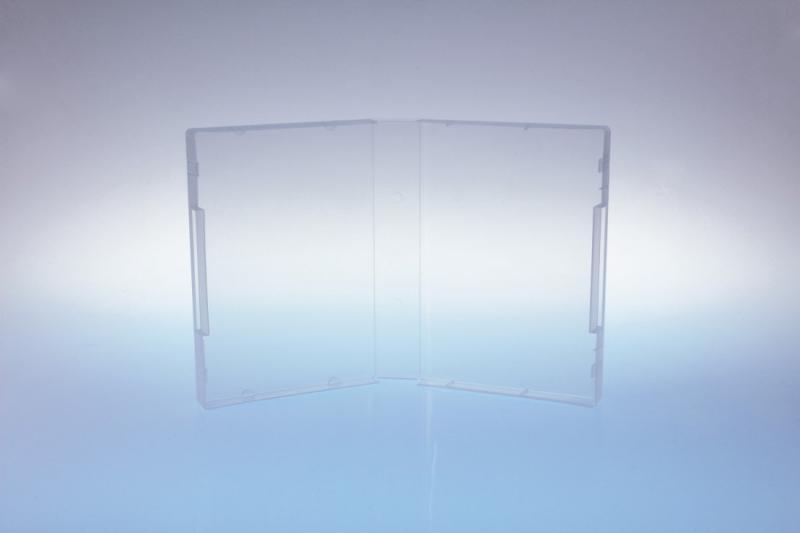 Multimediastoragebox - 35 mm - transparent - Multistoragebox