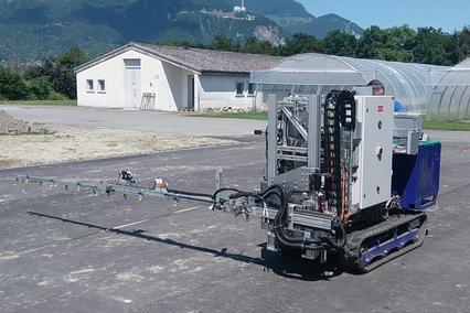 Spritzroboter -