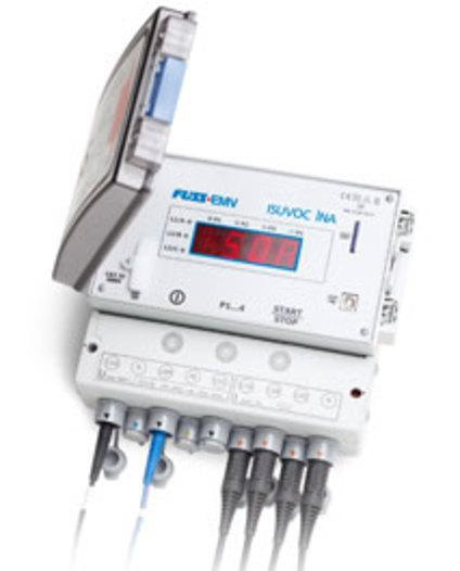 ISUVOC Power Quality Analyser - INA -