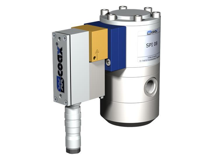 Co-ax Pressure Control Valves - Pressure limitation valves | Pressure reduction valves