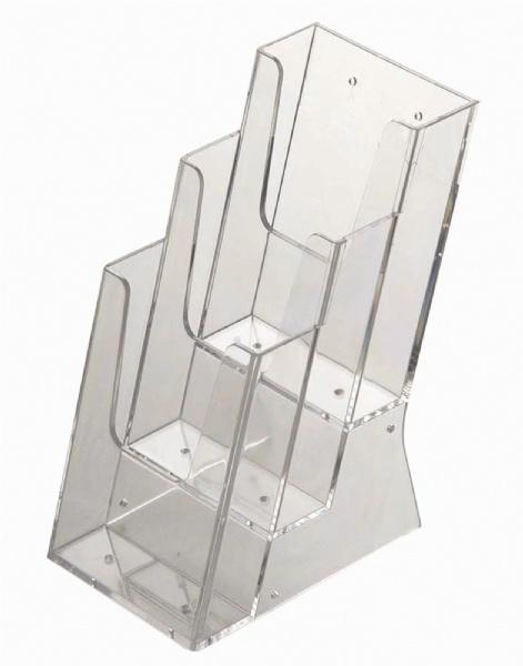 Leaflet Holders - Porte Leaflet Multiple Pocket