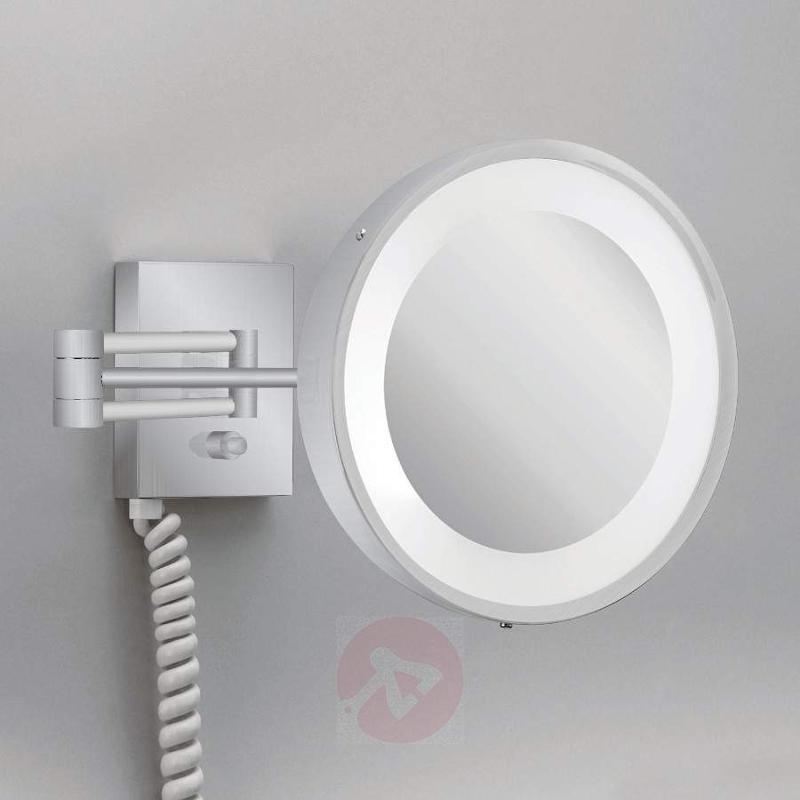 VISIO illuminated cosmetic wall mirror - Wall Lights