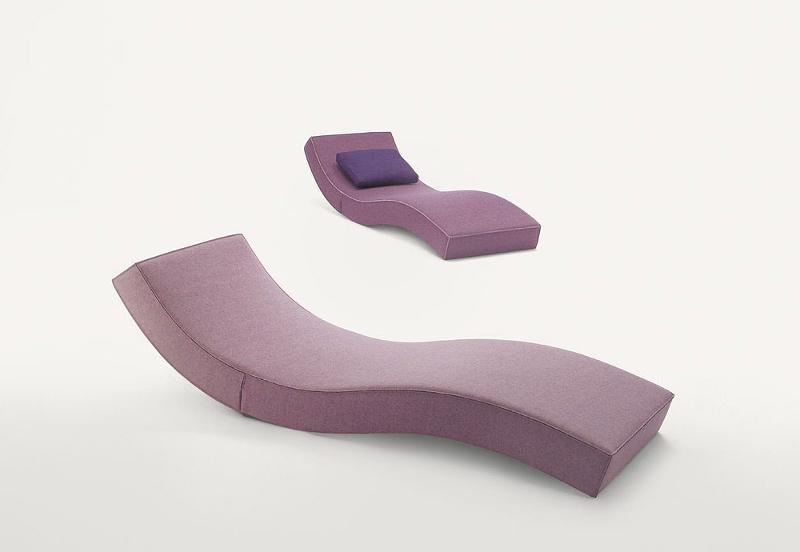 Chaise longue Linea - Chaise longue