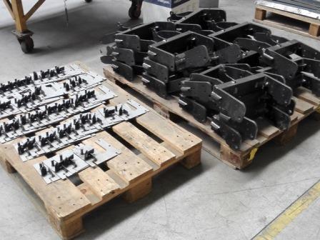 Conception fabrication de pièces métalliques - Pliage - Découpe - Soudage
