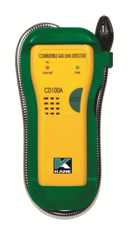 Détecteur de fuite de gaz  - CD100A