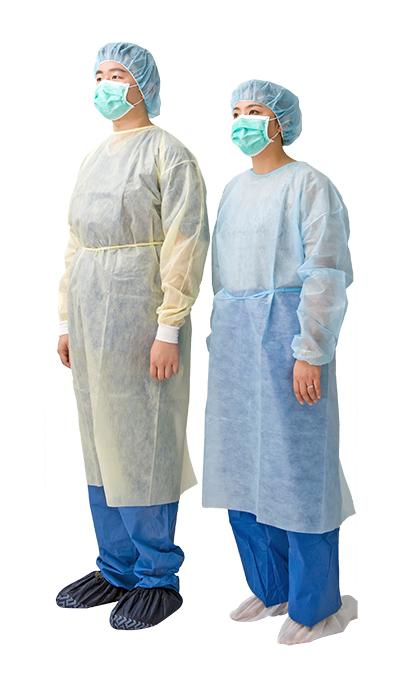 PP Isolation Gown