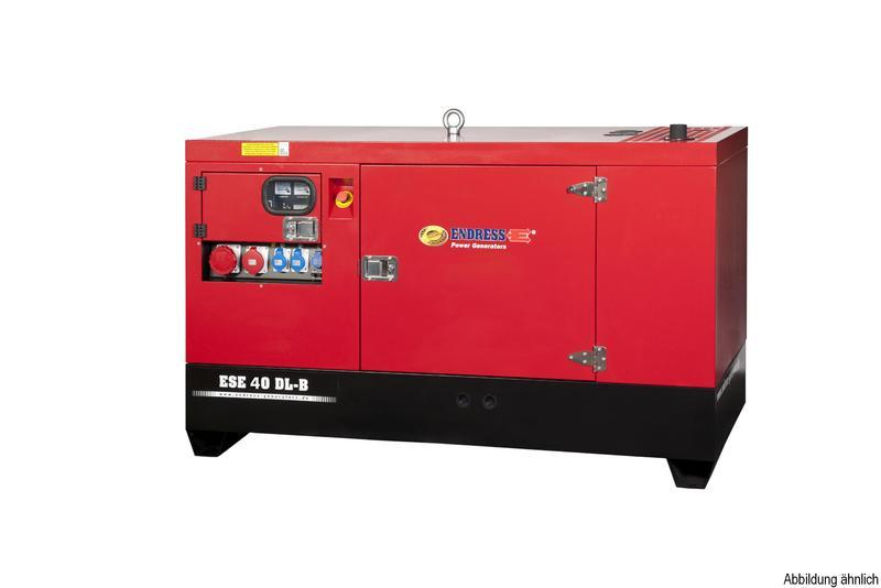POWER GENERATOR for Professional users - ESE 35 YW-B (3A)