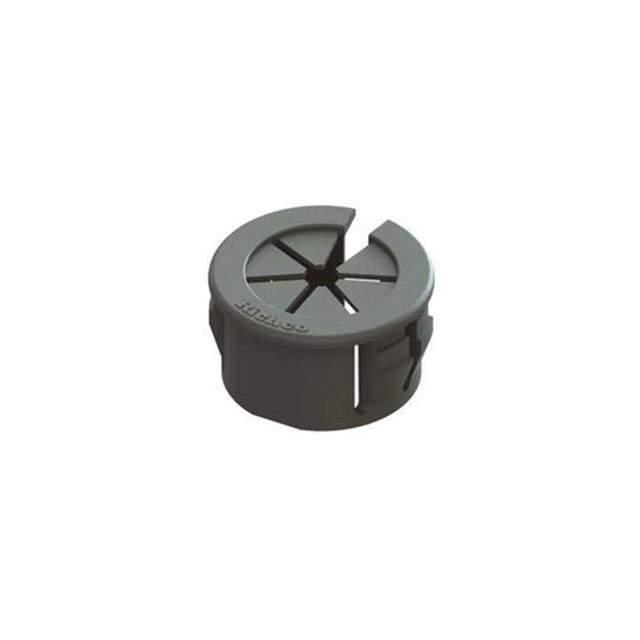 "BUSHING SPLIT 0.500"" NYLON BLACK - Essentra Components PGSC-1319A"