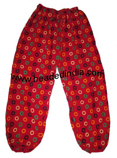 Harem pants, pure cotton, full size yoga pants for ladies - Harem pants, pure cotton, full size yoga pants for ladies