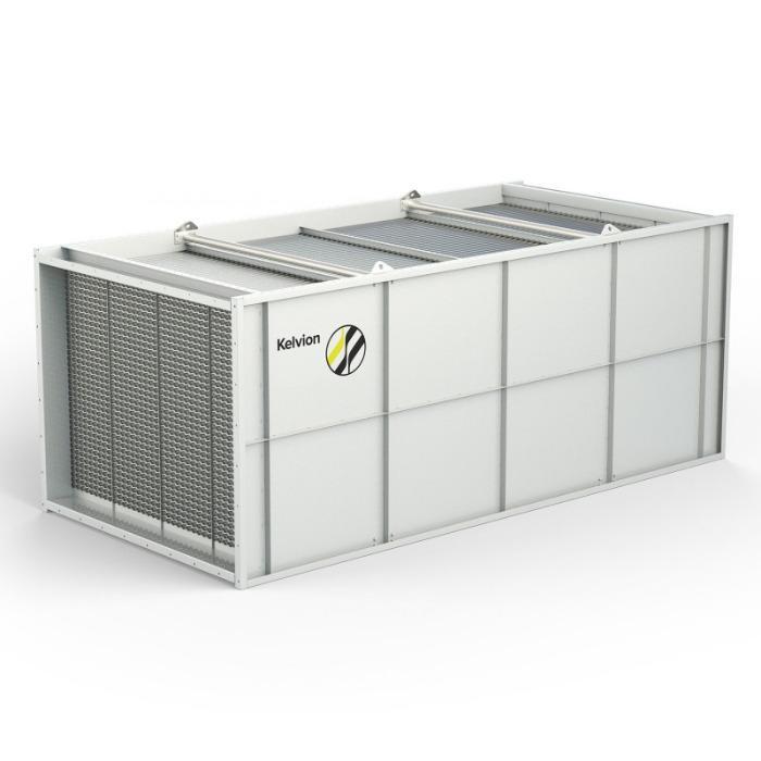 Trocador de calor ar/ar - Recuperação de calor eficiente - rentável, projetado sob encomenda