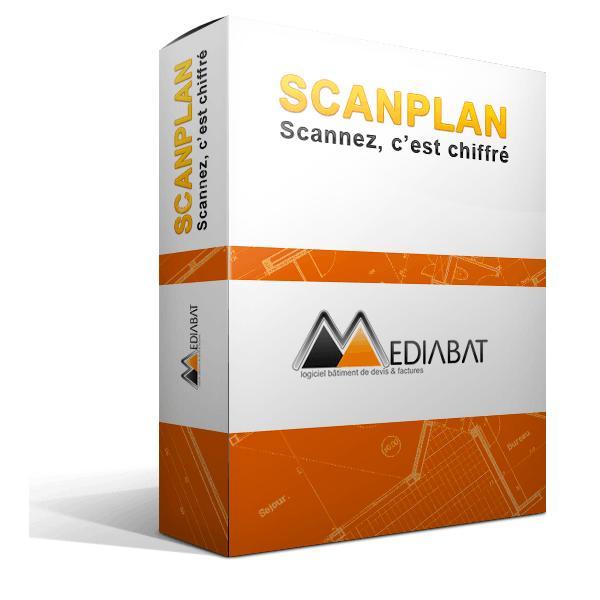 Scanplan - Logiciel de métré