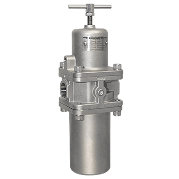 Filter regulator - Type 380/390SS Large Flow Capacity Stainless Steel Filter Regulator and Regulato