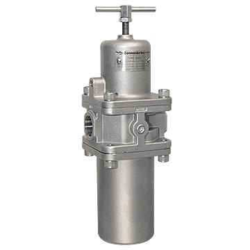 Filter regulator - Type 380/390SS Large Flow Capacity Stainless Steel Filter Regulator and Regulato