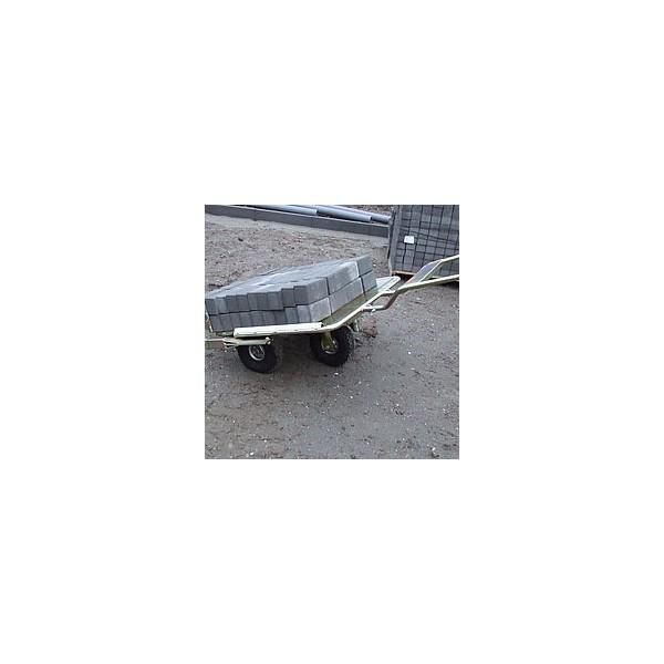 Diable/chariot pour le transport de pavés VTK (2... - null