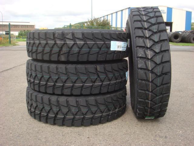 Truck tyres - REF. 315/80R22.5.TRI.918